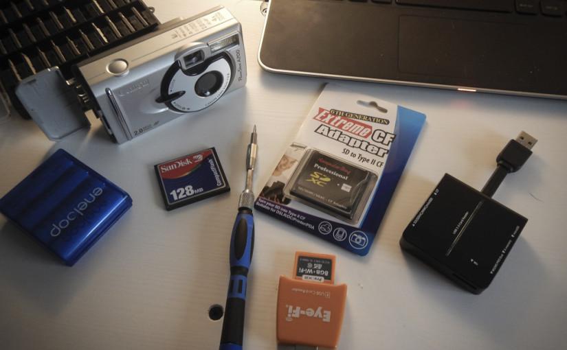 EyeFi-WLAN für die Nikon D700