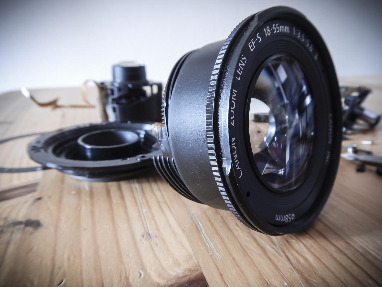 AW110 DIY Ultrawide Conversation Lens